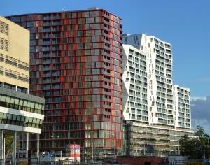 Start verkoop appartementen calypso nieuwbouw for Nieuwbouw rotterdam huur