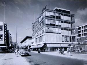 Hufgebouw jaren 50
