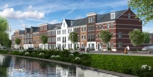 Verkoop woningen de weg naar kralingen gestart nieuwbouw for De tuin kralingen
