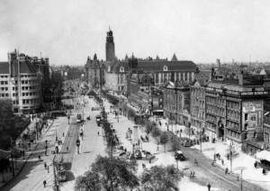 Coolsingel rotterdam 1930