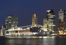 cruiseschepen rotterdam
