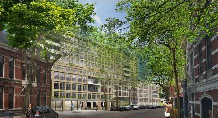 Van Vollenhovenstraat RoosRos Architecten